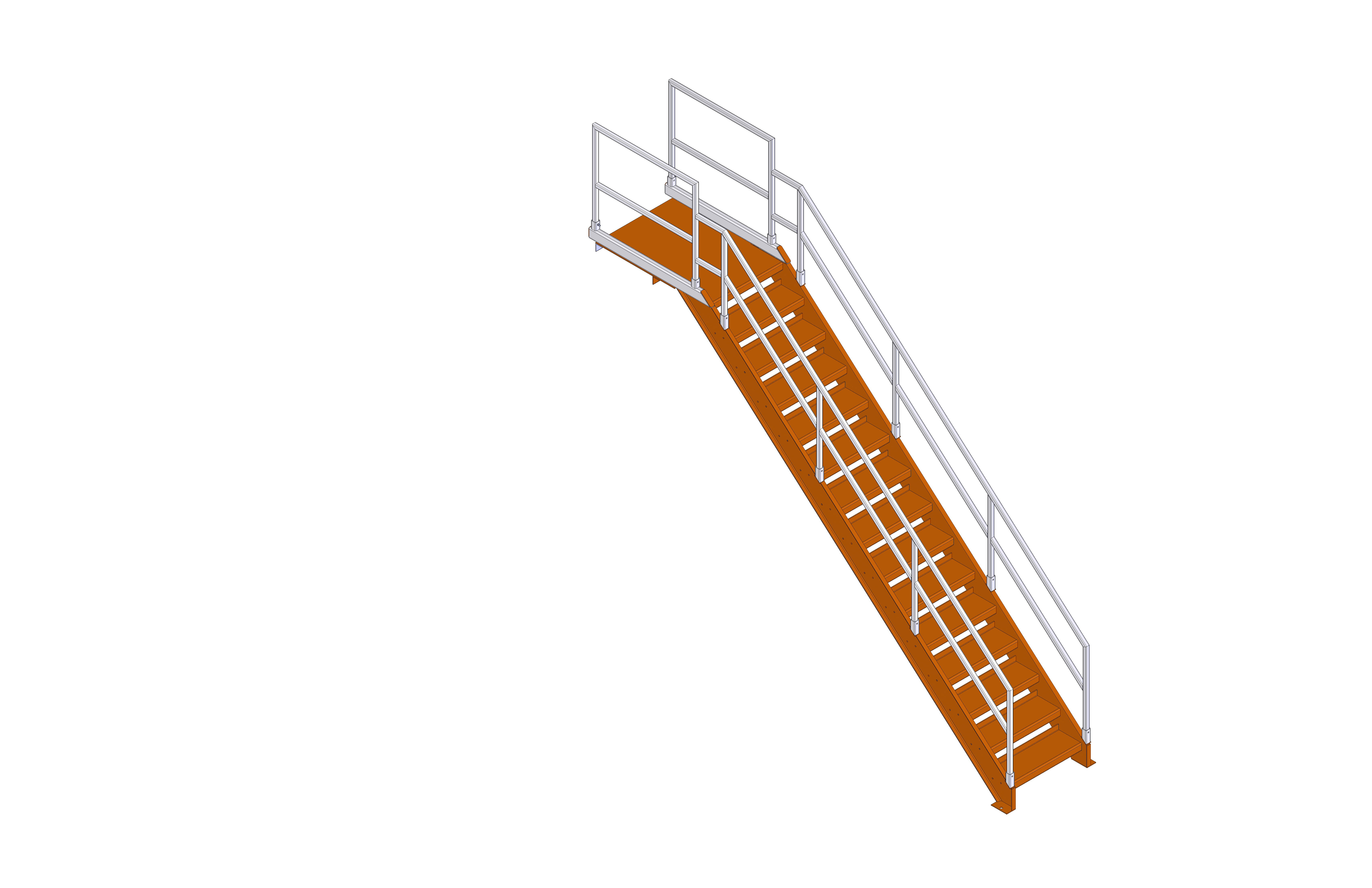 110311 Stairs Assembly