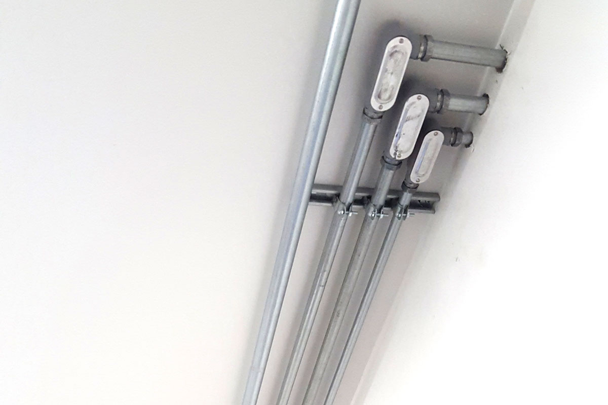 Electrical installation conduit