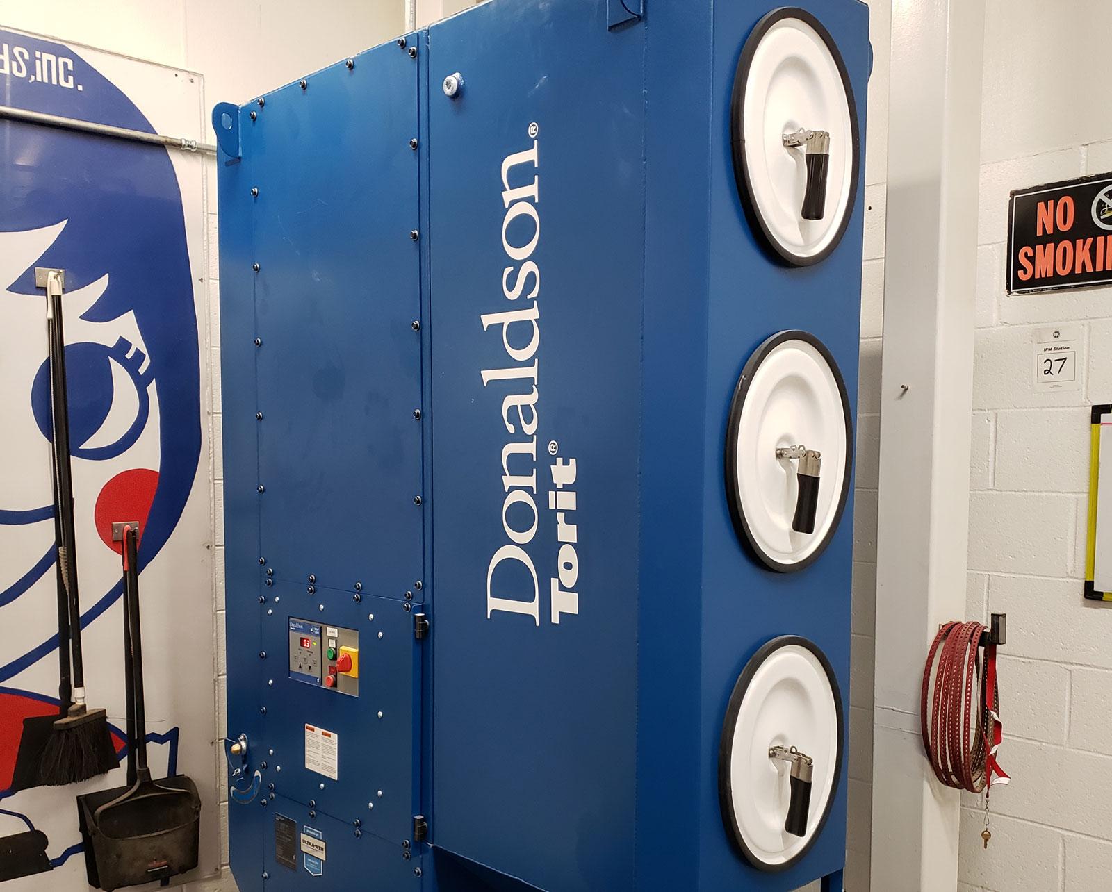 Donaldson Dust collector - Utz