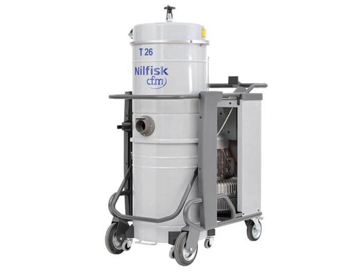 Nilfisk Portable Vacuum System