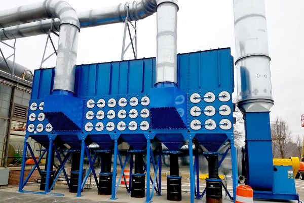 """""""Type of Dust Collector 1"""""""